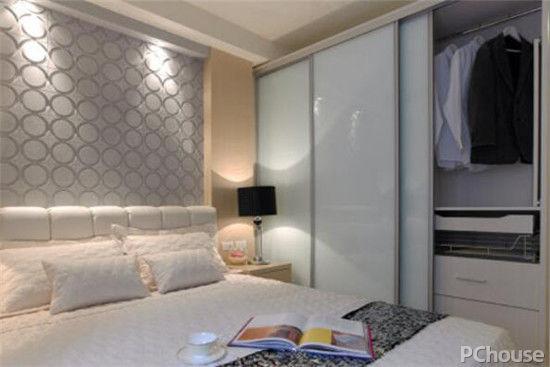 衣柜是卧室里最重要的家具之一 武汉定制