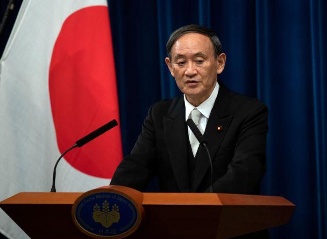 【迪士尼彩乐注册】_外媒:日本首相菅义伟向靖国神社供奉祭品