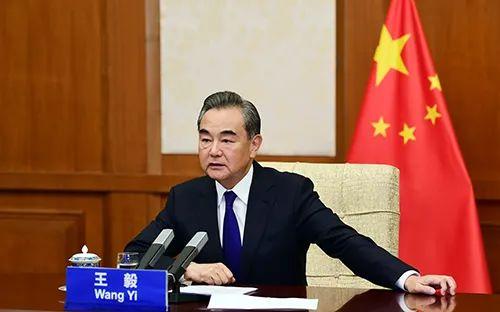 ▲资料图片:国务委员兼外长王毅(外交部网站)