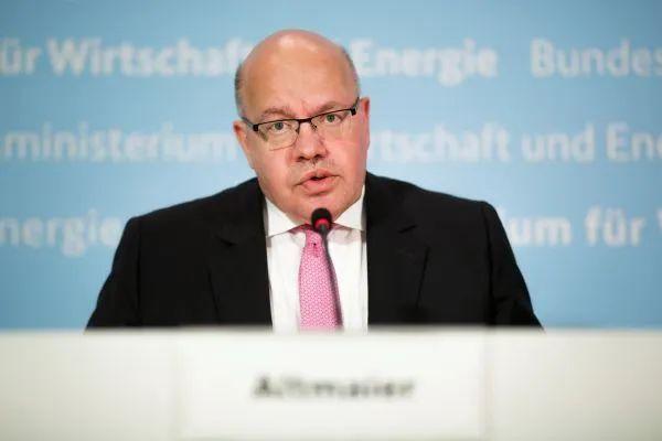 ▲资料图片:德国联邦经济和能源部长阿尔特迈尔。(新华社/路透)