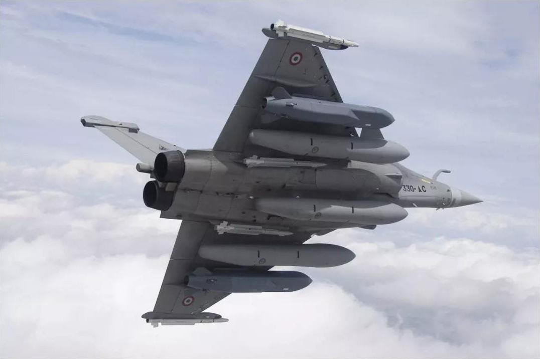 阵风战斗机配备了流星空空导弹