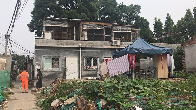 聚焦旧改   北京东铁营改造进度搁置,剩余住户蜗居多年等拆迁