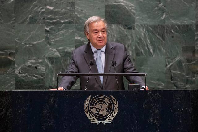 联合国指出当今世界面临5大挑战 网友:说白了就一个