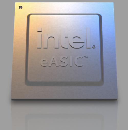 英特尔发布首款用于5G、人工智能、云端与边缘的结构化ASIC