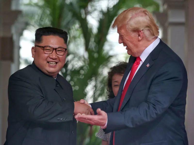 """""""疫情泥潭""""美國致信""""疫情凈土""""朝鮮:我想來幫你"""