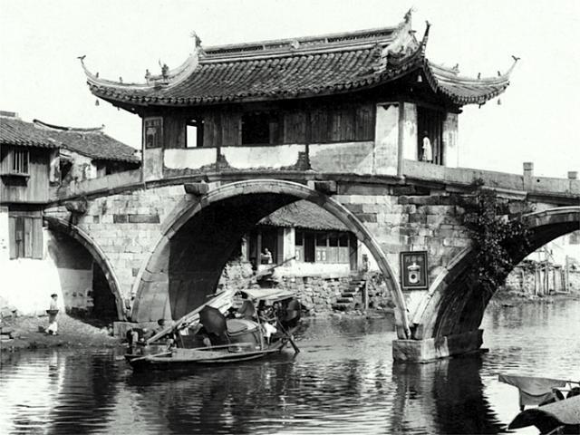 中国旧影1920年代,日本人镜头下的城镇生活(图6)