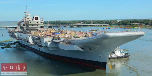 潜艇优先或令印度海军航母计划泡汤 后者已开展多年
