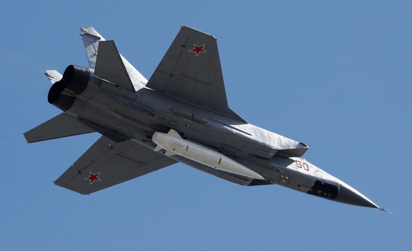 俄将升级版米格31战机部署至勘察加 远东防御实力大增