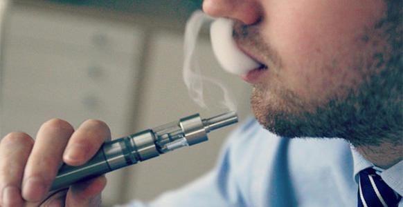 电子烟也是烟 同样危害健康