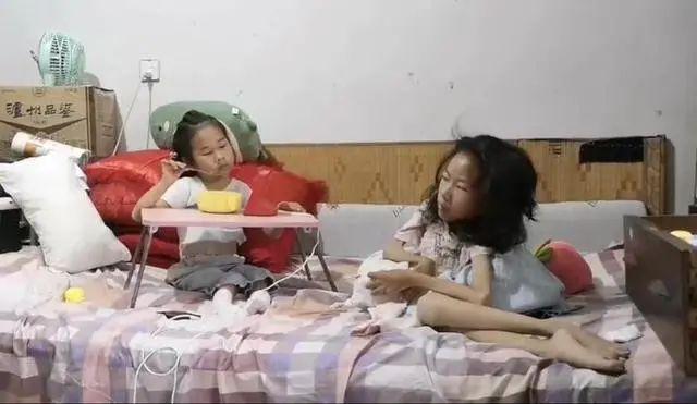 """【贵阳楼凤验证】_""""我要放弃哪个女儿?""""42岁妈妈每天被折磨 这道选择题太难了"""