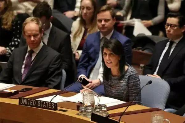2018年6月,美国官员宣布,美国将退出联合国人权理事会。图源:新华社