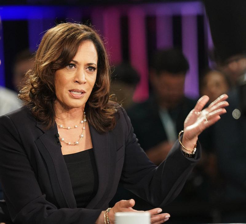 """美国黑人民主党副总统候选人卡玛拉・哈里斯有多""""黑""""?"""