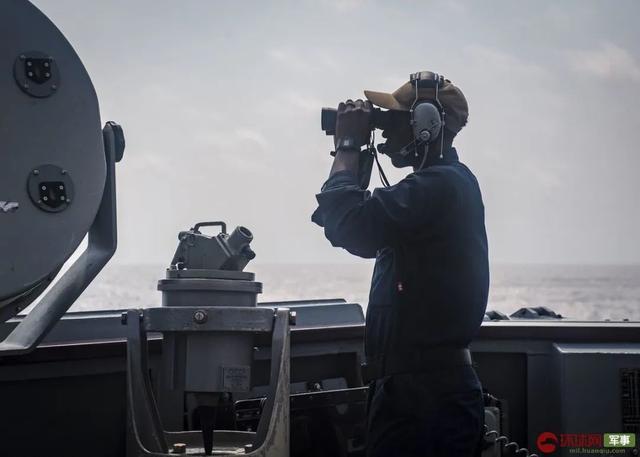 非常时期,美军舰闯西沙意欲何为?