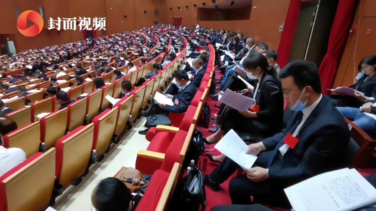 资中县第十六届人民代表大会第五次会议开幕