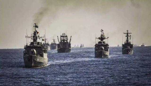跛脚刺客:心比天高的当代伊朗共和国海军