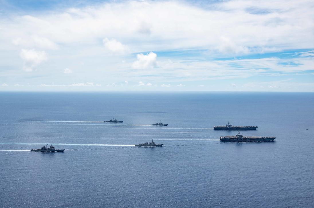 【google收录】_美军连续进入南海军事专家:中美擦枪走火可能性增加