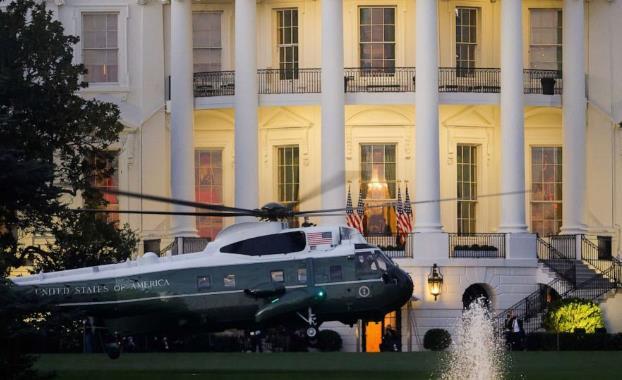 【谷歌英文搜索】_新冠病例不断增加 白宫所有员工被要求穿戴全套防护装备