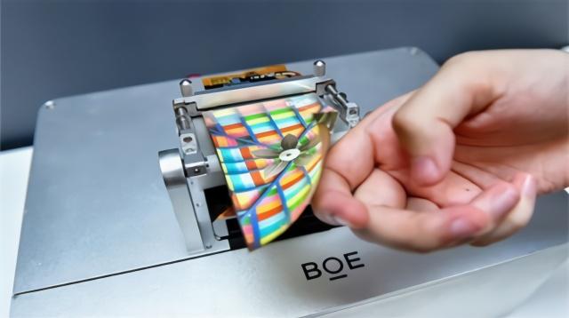 LG将发布滚动屏OLED手机 面板或来自京东方