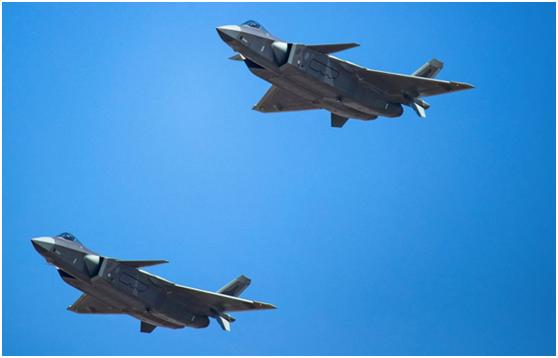 【张俊亚洲天堂】_台媒:解放军歼-20进驻衢州机场,15至20分钟就能飞抵台湾上空