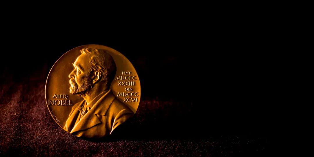 諾貝爾獎章。/圖片來自諾貝爾獎官網