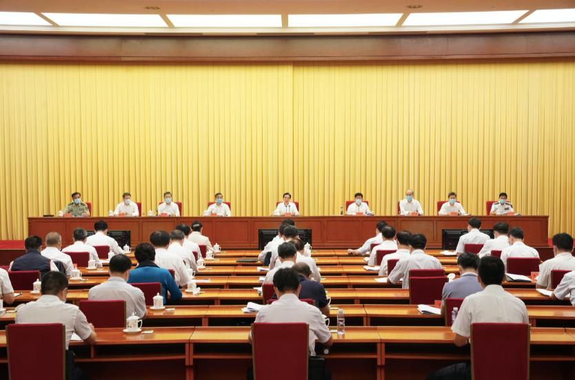 中央政法委高層悉數出席的重磅會議,重點是這四個字