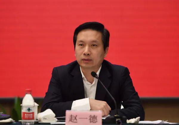 一天之内,陕西调整三名省委常委
