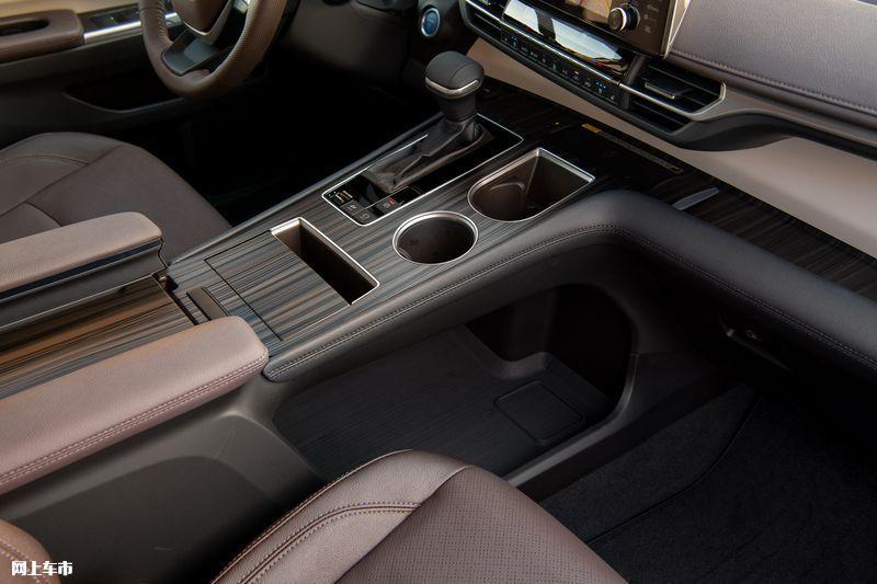 丰田全新塞纳售价曝光下月开售/搭2.5L混动引擎-图17