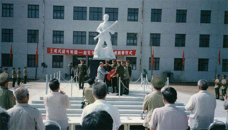 李凤林和赵显友都是1928年出生的 寻找河北抗美援朝遗骸