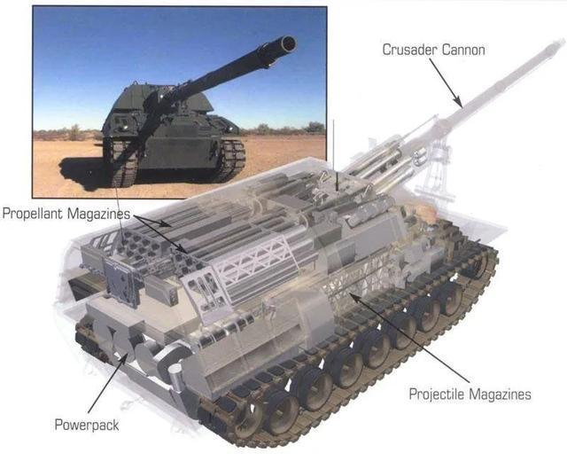 """""""炮王之争"""":美军超级火炮实力超越中俄?"""