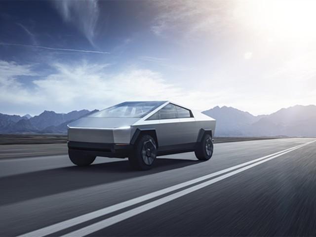马斯克确认 Cybertruck车身可通过加热变色