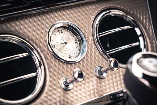 9月22日亮相 新欧陆GT Mulliner硬顶版官图发布