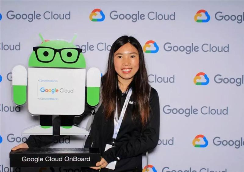 从流水线厂妹到谷歌程序员,她的逆袭人生!