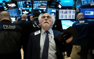 巴菲特也从来没见过的场面,但还没有12年前的金融危机看着吓人