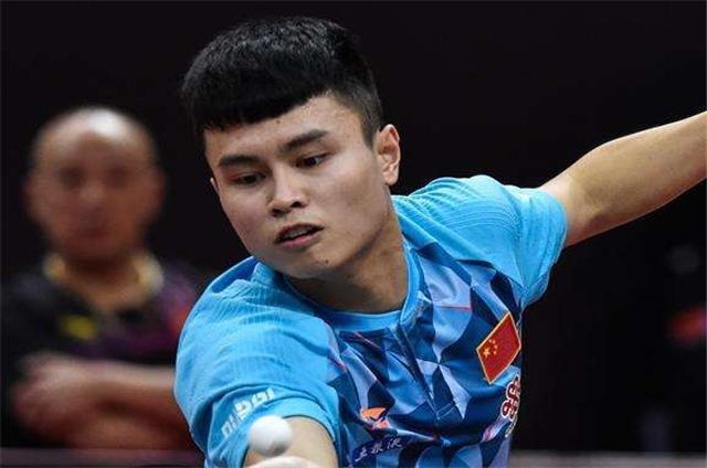 一连击败马龙与许昕,这位最强黑马,刘国梁会考虑让他进奥运会吗