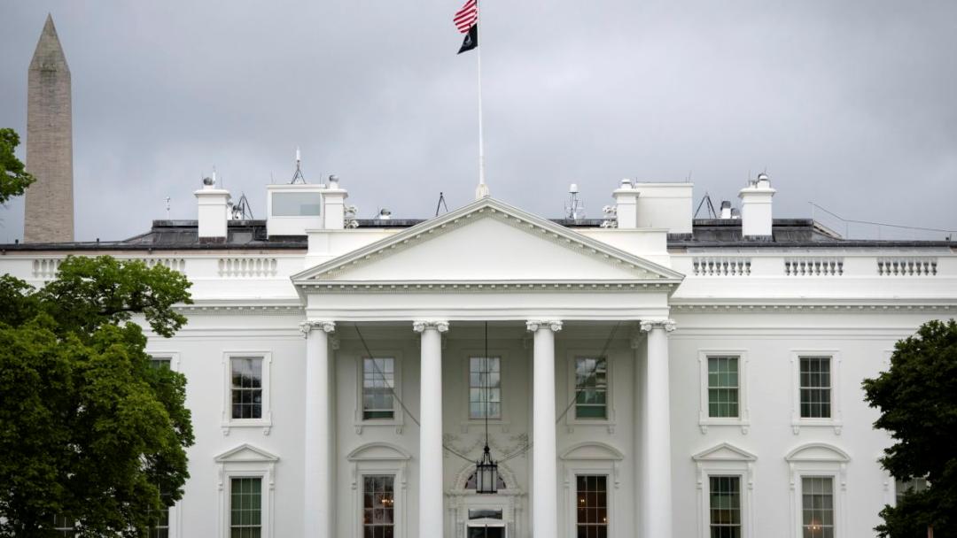 白宫资料图