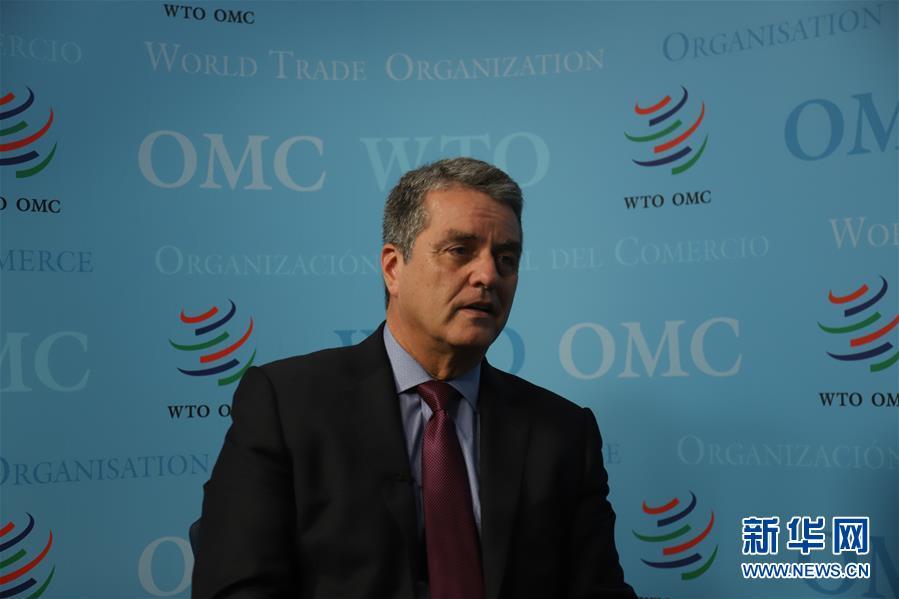 """WTO总干事辞职 喊着要""""退群""""的美国执意要求本国人代理"""