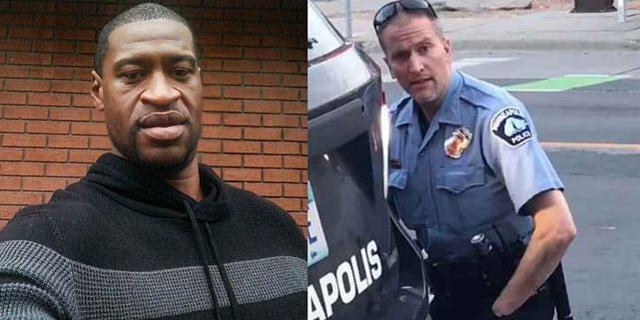 """称弗洛伊德和致其丧命警察""""认识""""的证人改口了"""