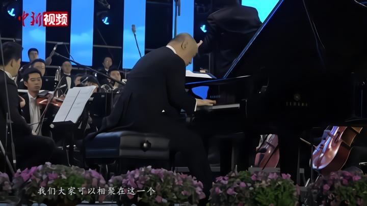 上海户外音乐会公益演出 经典曲目《黄河》受青睐