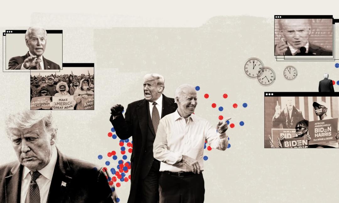 【关于防范比特币风险的通知】_胡锡进:特朗普、拜登双双宣布胜利,一场选后激烈的斗争正拉开帷幕