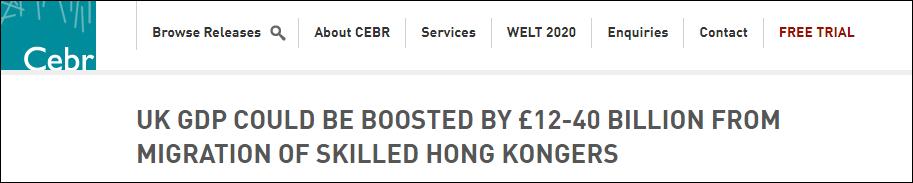 【微信公众账号申请】_想得挺美!英智库:BNO港人移民可带来400亿英镑收入