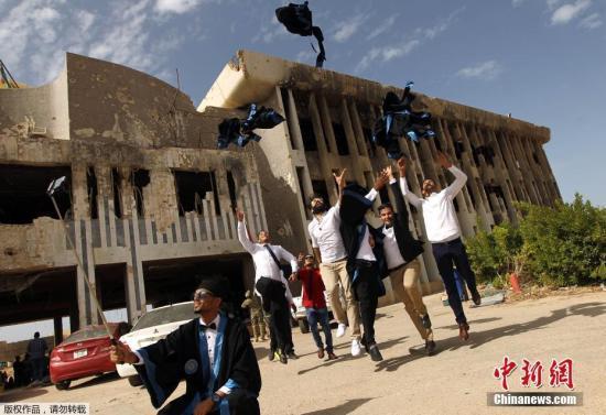 联合国安理会通过利比亚问题草案 重申反对外国势力干涉
