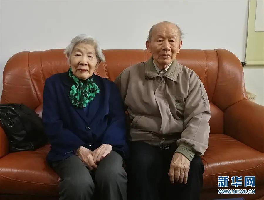 95岁院士捐款超千万!开心给记者展示自己的购物车