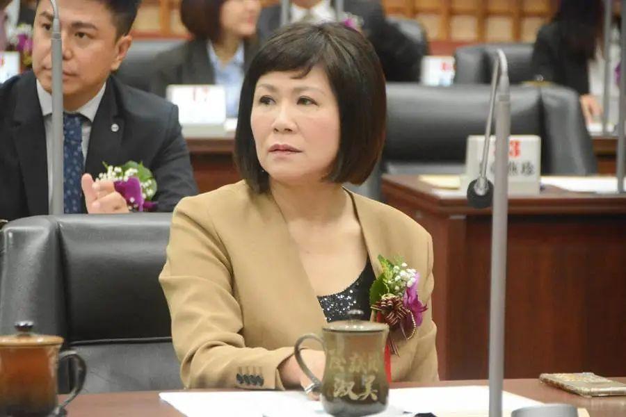 高雄市副议长陆淑美