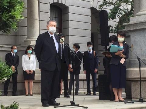 【免费龙轩导航培训】_日本前首相:曾给李登辉特事特办,让他入日看病