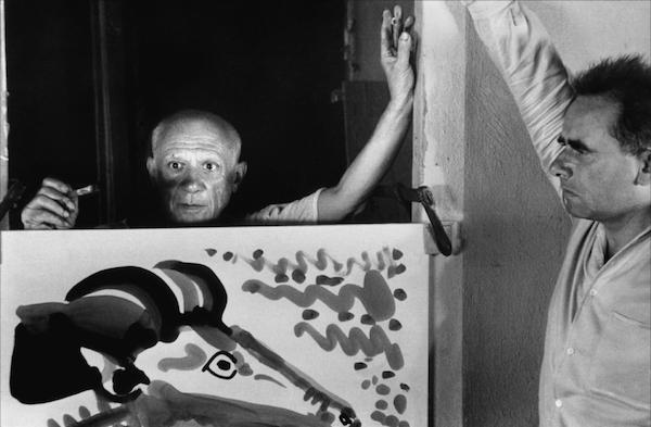 影片《毕加索的秘密》
