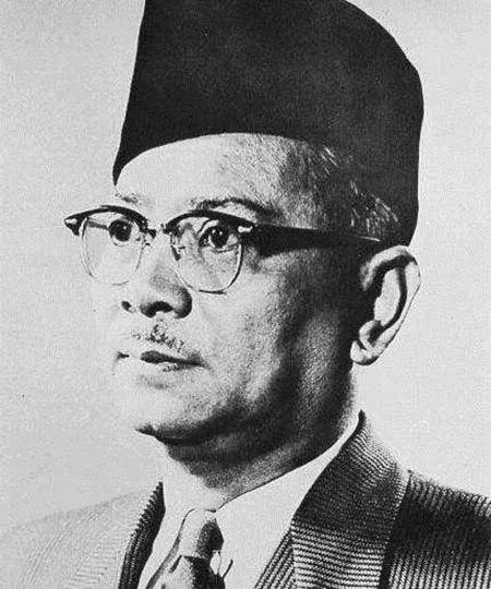 马来西亚首相拉赫曼亲王