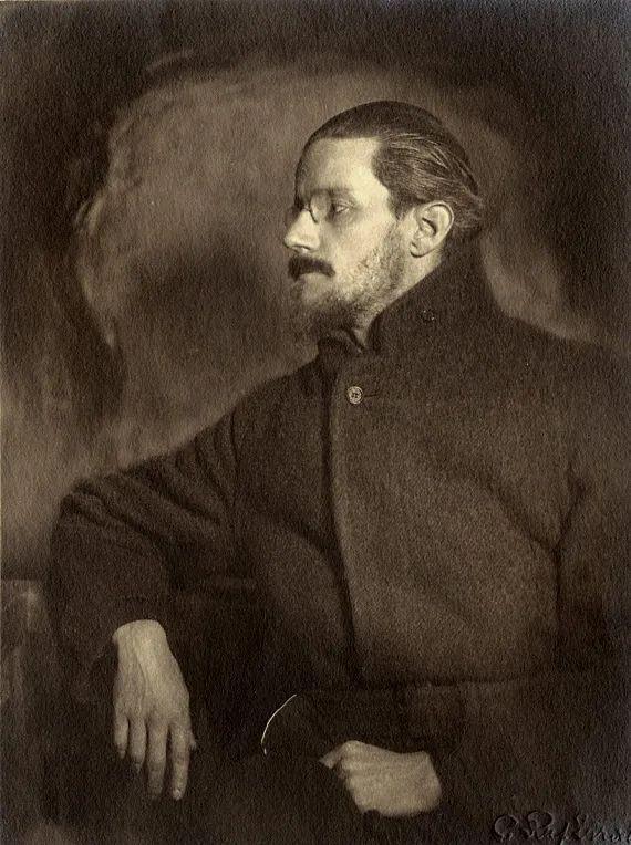 1918年的乔伊斯。
