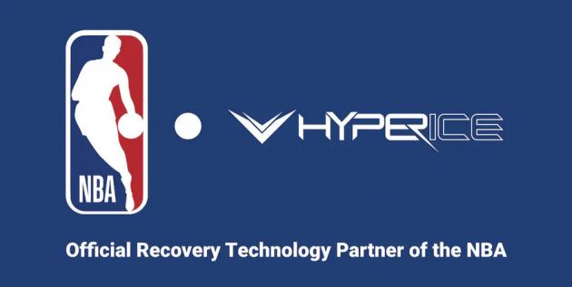 """筋膜枪创始品牌""""海博艾斯"""",正式成为NBA官方康复科技合作伙伴!"""
