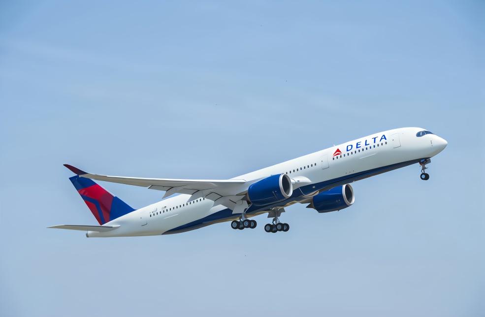 达美航空宣布复航上海 首家美国航企回归中美航线