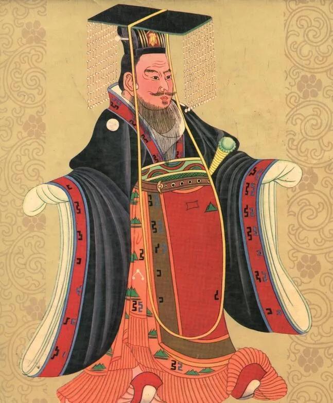 上图_ 刘彻(公元前156年7月14日-公元前87年3月29日),即汉武帝